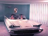 Lincoln Futura Concept Car 1955 wallpapers