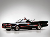 Lincoln Futura Batmobile by Fiberglass Freaks 1966 pictures