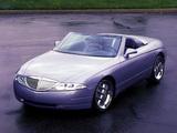 Lincoln L2K Concept 1995 photos