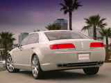 Lincoln Zephyr Concept 2004 images