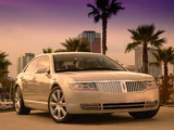 Lincoln Zephyr Concept 2004 pictures