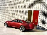 Lincoln MKR Concept 2007 photos