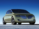 Lincoln C Concept 2009 photos