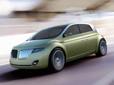 Lincoln C Concept 2009 pictures