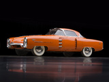 Lincoln Indianapolis Concept by Boano 1955 wallpapers