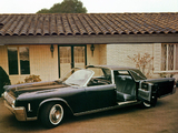 Lincoln Continental Town Brougham Show Car 1964 wallpapers