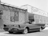 Lincoln Futura Batmobile by Fiberglass Freaks 1966 wallpapers