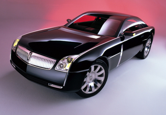 Lincoln Mk9 Concept 2001 Wallpapers