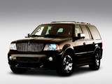 Wallpapers of Lincoln Navigator K Concept 2003