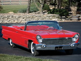 Images of Lincoln Continental Mark V Convertible (68A) 1960