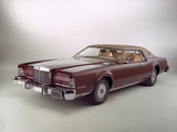 Images of Lincoln Continental Mark IV 1974
