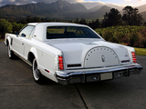 Images of Lincoln Continental Mark V 1977–79