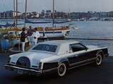 Images of Lincoln Continental Mark V Bill Blass Edition 1979