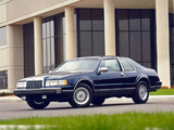 Images of Lincoln Mark VII LSC 1984–92