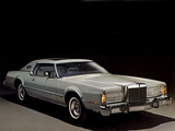 Images of Lincoln Continental Mark IV 1976