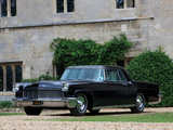 Lincoln Continental Mark II 1956–57 pictures
