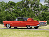 Lincoln Continental Mark III Convertible 1958 pictures