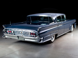 Lincoln Continental Mark III Landau (75A) 1958 pictures