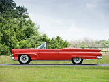 Lincoln Continental Mark III Convertible 1958 wallpapers