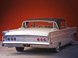 Lincoln Continental Mark V Convertible (68A) 1960 images