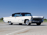 Lincoln Continental Mark V Convertible (68A) 1960 pictures