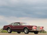 Lincoln Continental Mark IV Pucci Edition 1976 photos