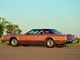 Lincoln Continental Mark V 1977–79 images