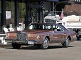 Lincoln Continental Mark V 1977–79 photos