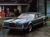 Lincoln Continental Mark V Pucci Edition 1979 images