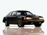Lincoln Mark VII LSC 1984–92 photos