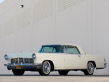 Lincoln Continental Mark II 1956–57 images
