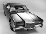 Lincoln Continental Mark III 1968–71 photos