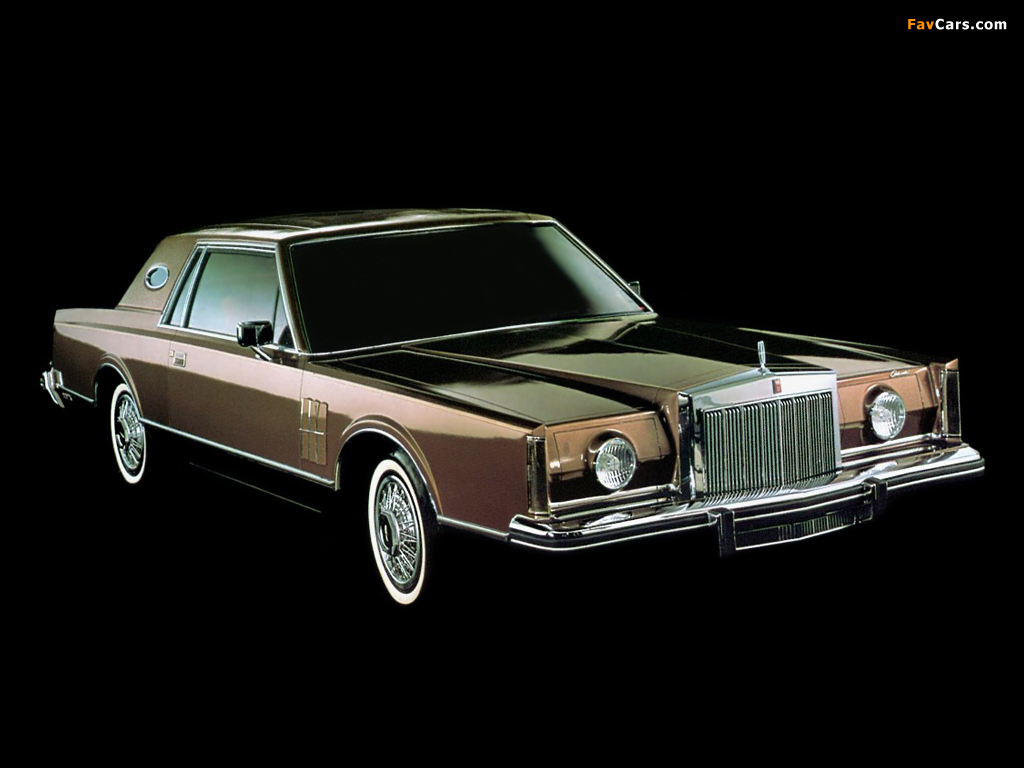 Lincoln Continental Mark Vi 2 Door Coupe 1980 83 Images