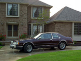 Lincoln Mark VII LSC 1984–92 images