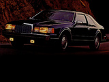 Lincoln Mark VII 1984–92 pictures