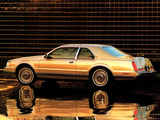 Photos of Lincoln Mark VII 1984–92