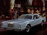 Photos of Lincoln Continental Mark V 1977–79