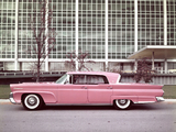Pictures of Lincoln Continental Mark III Landau (75A) 1958
