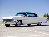 Pictures of Lincoln Continental Mark V Convertible (68A) 1960