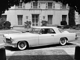 Pictures of Lincoln Continental Mark II 1956–57