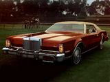 Pictures of Lincoln Continental Mark IV 1974