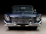 Lincoln Continental Mark III Landau (75A) 1958 wallpapers