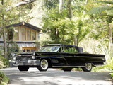 Lincoln Continental Mark V Convertible (68A) 1960 wallpapers