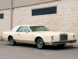 Lincoln Continental Mark V Carriage Roof 1977–79 wallpapers