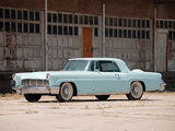 Wallpapers of Lincoln Continental Mark II 1956–57