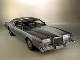 Lincoln Continental Mark IV 1973 wallpapers