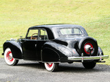Images of Lincoln Continental Coupe 1941