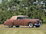 Images of Lincoln Continental 2-door Cabriolet (56) 1942