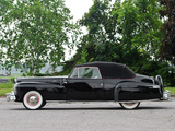 Images of Lincoln Continental Cabriolet 1947–48