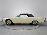 Images of Lincoln Continental Convertible 1962